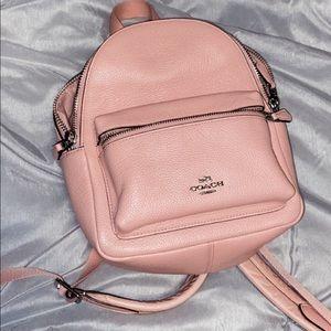 Pink Coach Backpack NWOT